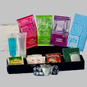 2 Guests amenities pack